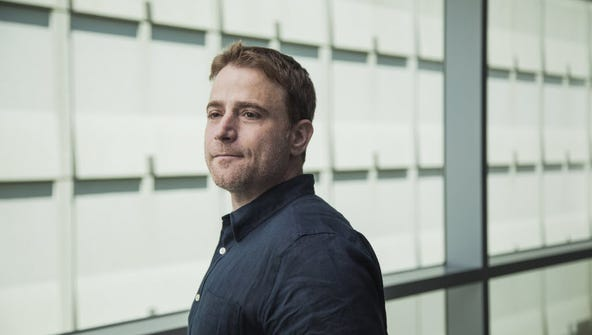 Stewart Butterfield, CEO and founder of Slack.