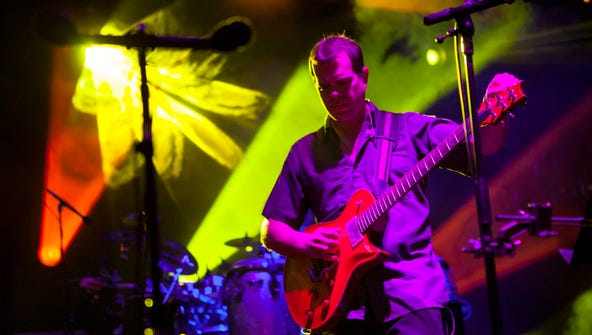 Umphrey's McGee is one of several star Chicago acts
