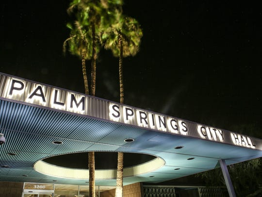 After elections this November, the Palm Springs City