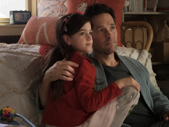Being a super dad to Cassie (Abby Ryder Fortson) is maybe more important to Scott Lang (Paul Rudd) than being Ant-Man.