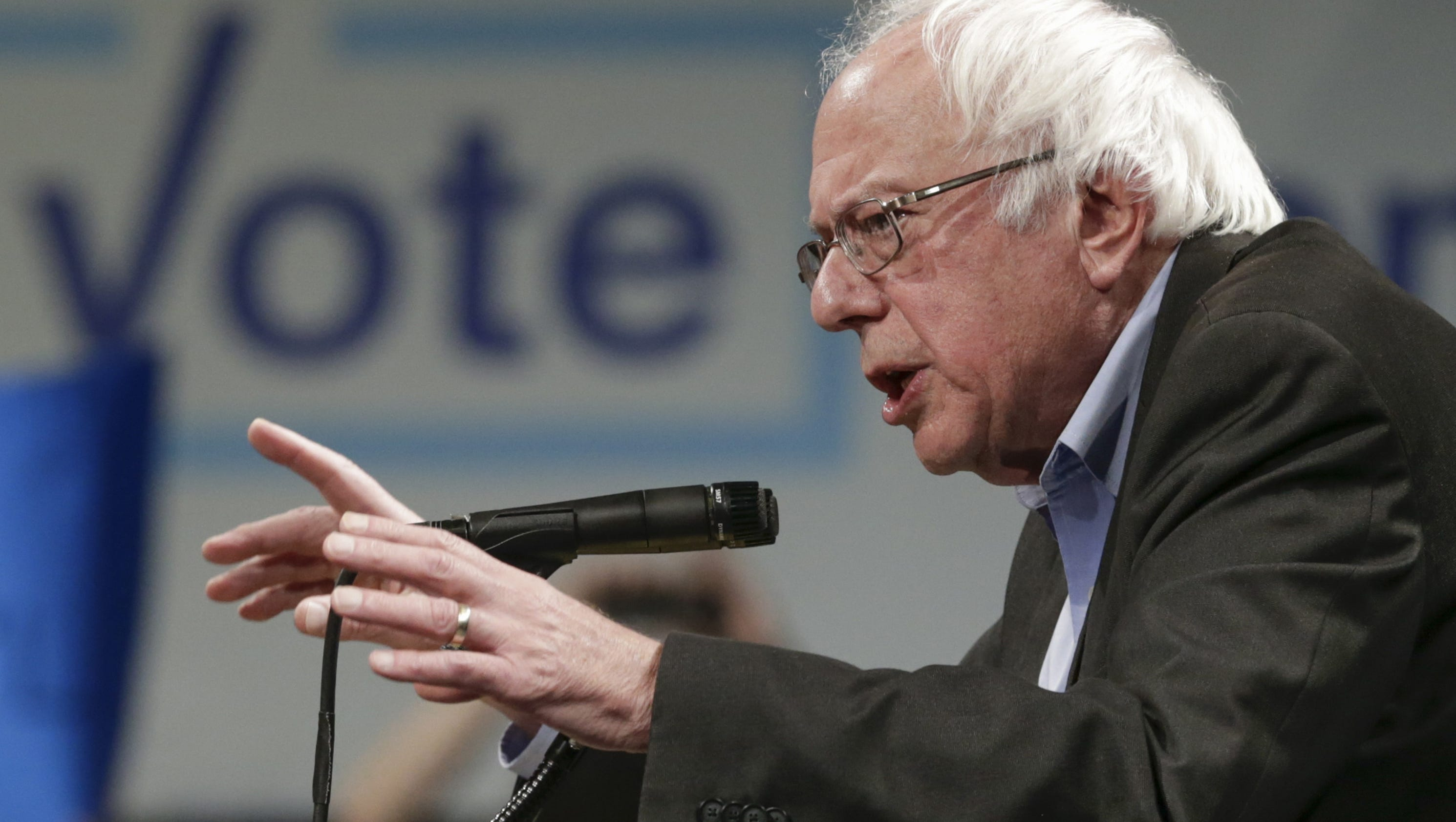 Bernie Sanders Coming To Miss For March Against Nissan