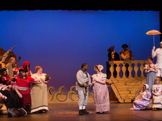 """""""The Pirates of Penzance"""" is coming to the Binda Preforming Arts Center at Kellogg Community College."""