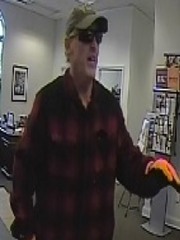 The FBI is searching for a suspect following a robbery