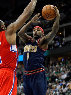 Ty Lawson scored nine points in the Nuggets' decisive fourth-quarter run.