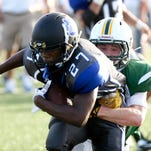 Sterlington hosted a three-team scrimmage on Thursday.