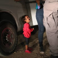 Tape of sobbing immigrant kids could shape our history