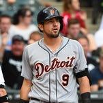 Tigers third baseman Nick Castellanos.