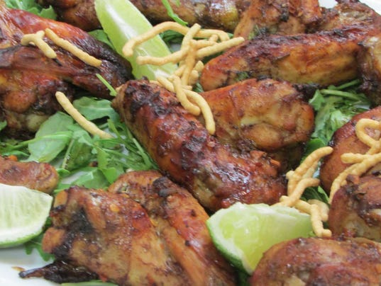 Pic 4 5-Spice Chicken Wings