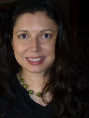 Kristen Livoti, executive director of the Asa Waters Mansion