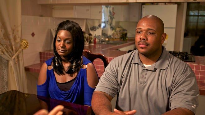 """Aleashia Clarkston and her husband appear on an episode of the Lifetime reality show """"America's Supernanny: Family Lockdown."""" Some officials raised questions about the appearance when Clarkston applied to build a charter school in Lafayette Parish."""