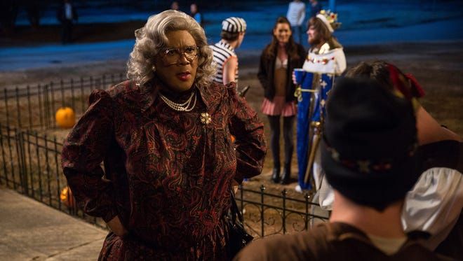 """Join The Tennessean for a private movie screening of """"Boo! A Madea Halloween"""" on Saturday, October 29th."""