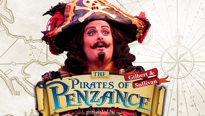 """The Knoxville Opera will perform """"The Pirates of Penzance."""""""