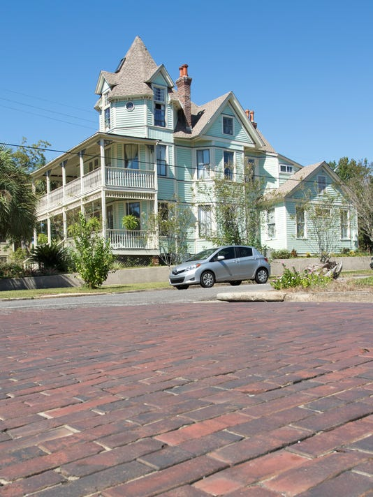 Old East Hill Home Now A Historic Place