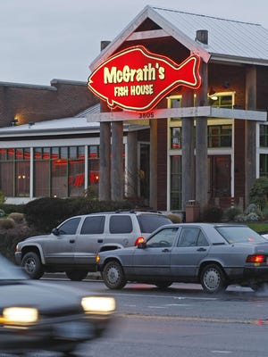 McGrath's Fish House, located at 3805 Center St. NE, scored a 92 on its semi-annual inspection Sept. 29.