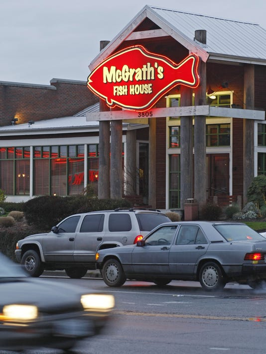 MCGRATH'S BANKRUPTCY