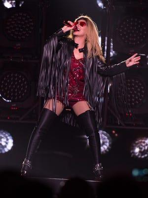 Shania Twain performs in June 2015.