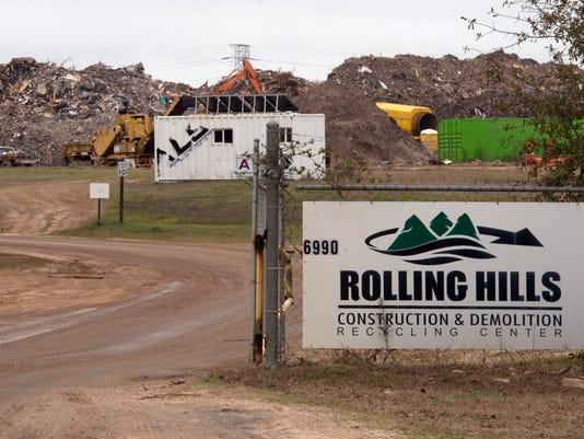 Rolling Hills Permit
