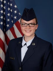 U.S. Air Force Airman Kelsey B. Beauford