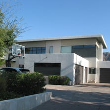 Henry and Suzanne Haney paid $2.85 million for Frankie Muniz's 5,438 square-foot home in the Arcadia District of Phoenix. The sale closed during the week of August 4, 2014.