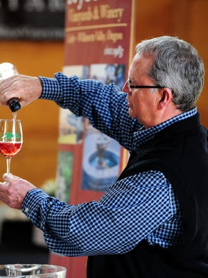 Sample wines from 10 Cascade Hills wineries during Willamette Valley Wine and Jazz.