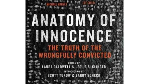 """""""Anatomy of Innocence"""" by Laura Caldwell and Leslie S. Klinger"""