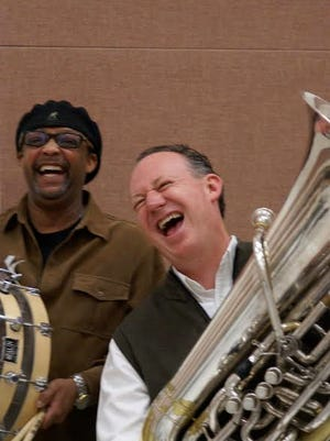 Jim Shearer and the Second Line Survivors specialize in the street beat grooves that made New Orleans music famous and laid the foundations for all modern jazz styles at 7 p.m. September 1 at the Trinity United Methodist Church in Carrizozo with special guest Mike Sizer.