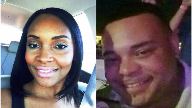 Houston residents Sidney Taylor and Krislyn Gibson, both 35, disappeared in Austin on April 2, 2016.