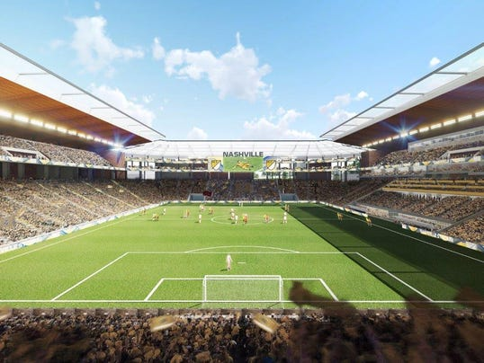 MLS stadium rendering 2