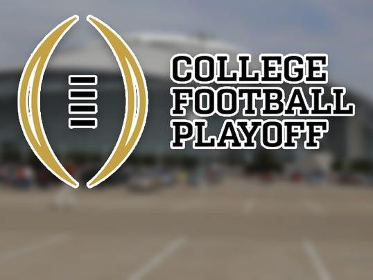 Ncaa Football Final Four Playoffs >> College Football Playoff snubs TCU, Baylor
