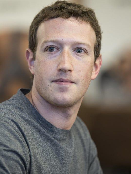 Mark Zuckerberg: Facebook fake news didn't sway election Mark Zuckerberg