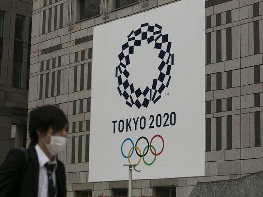 Veteran IOC member Dick Pound has told USA Today Sports that the 2020 Tokyo Olympics will be postponed. AP Photo / Jae C. Hong