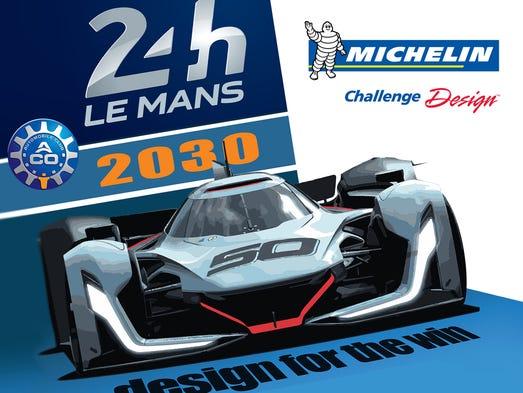 The 2017 Michelin Challenge Design will reward the