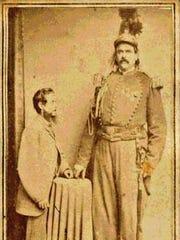 Colonel Routh Goshen