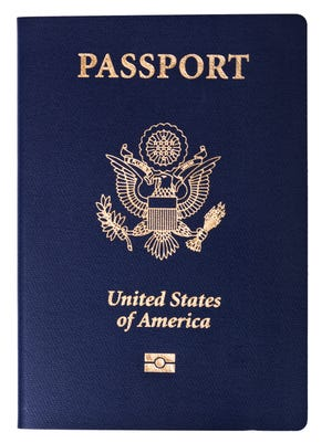 A new U.S. passport currently costs $110, plus a $25 execution fee, for a total of $135.