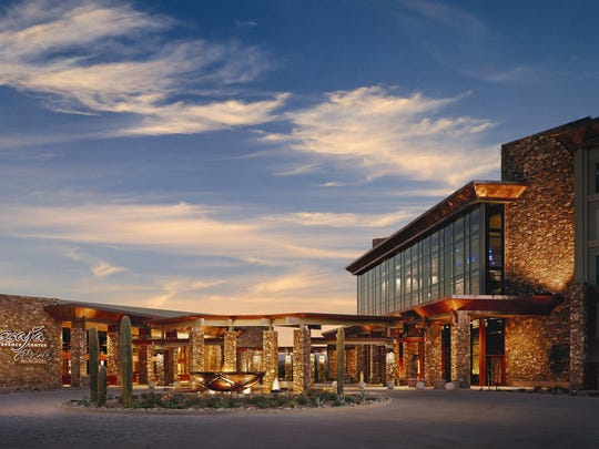 We-Ko-Pa Resort & Conference Center | This 248-room resort has been open since late 2005. It has a lodge feel, with dark wood and stone accents.