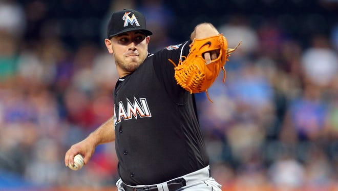 Jose Fernandez was selected to two All-Star games.