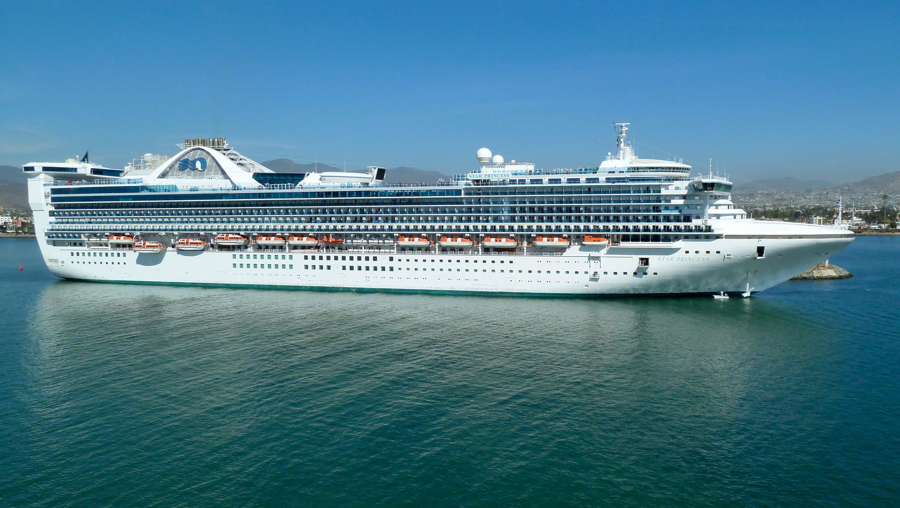 Cruise Ship Tours Princess Cruises Star Princess