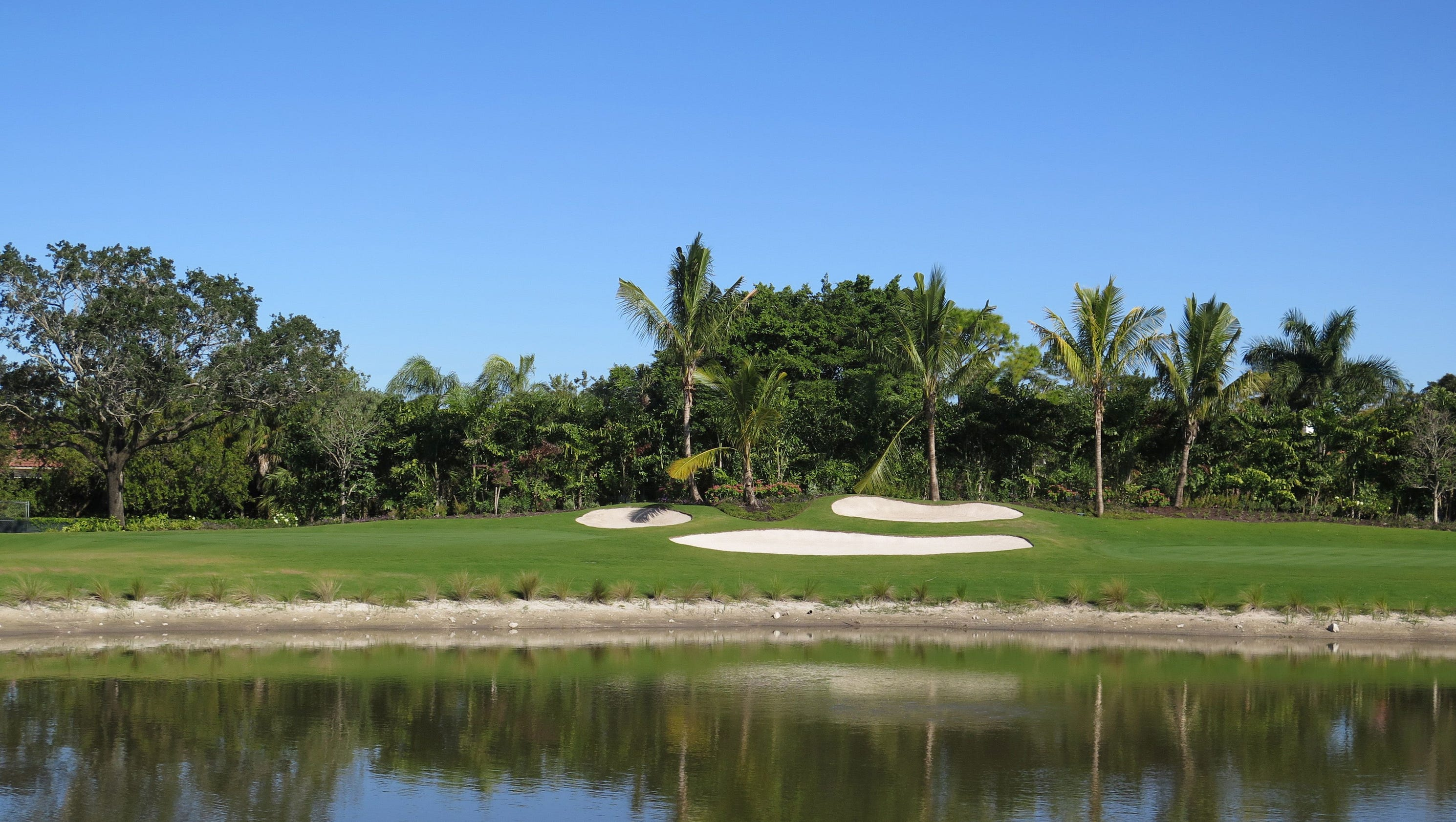 Vi At Bentley Village Opening Five Redesigned Holes Of Golf