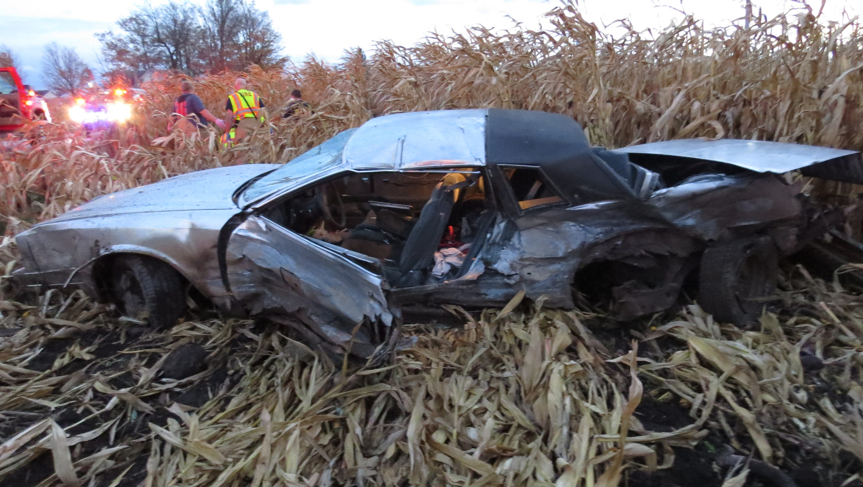 Fowlerville Car Accident