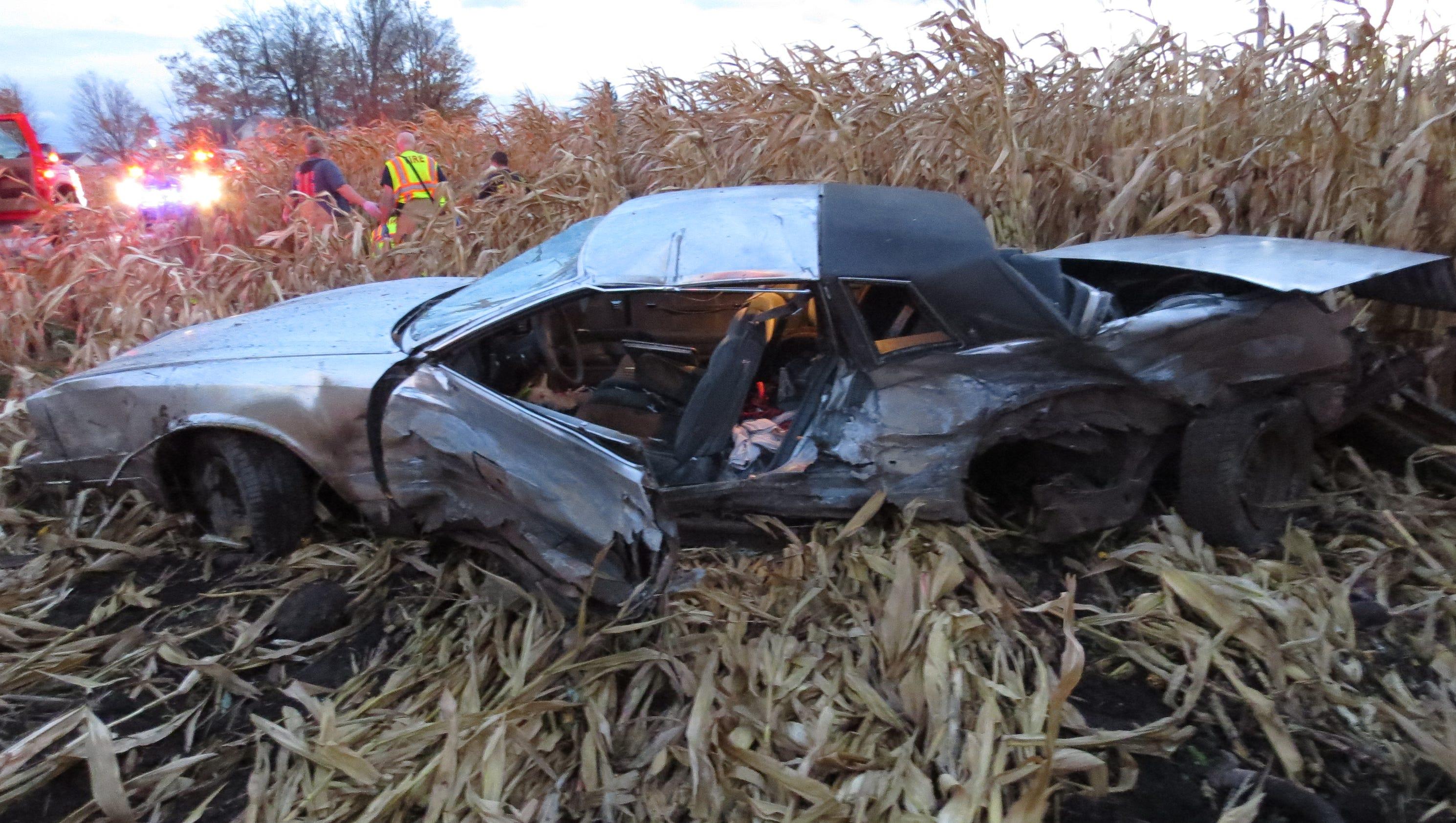 Webberville Mi Car Accident