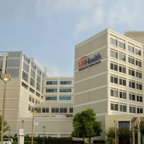 UF Health Jacksonville was one of seven hospitals nationwide that performed below standards