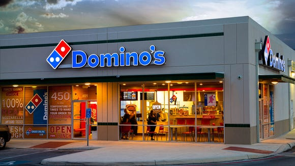 Domino's is opening a new pizza theater location in