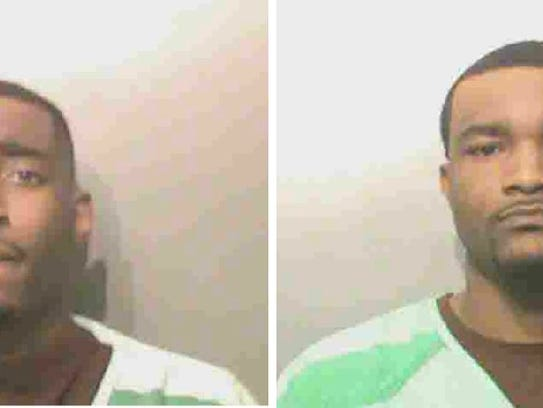 Devonce Armstrong, 24, and Remy Ramone Perry, 26, arecharged