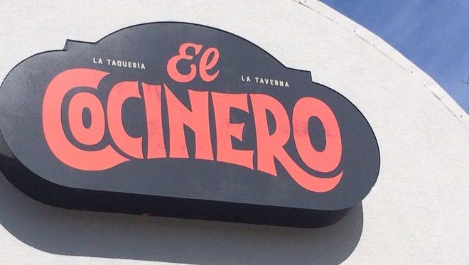 El CoCinero is located at 402 E. Tennessee St.