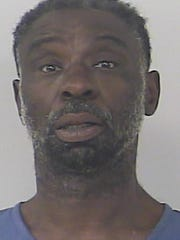 Police said Arthur Bridges and another man tried to hit a police officer with a car, among other things.