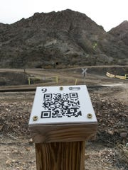 A QR code is found at the Science Center New Mexico