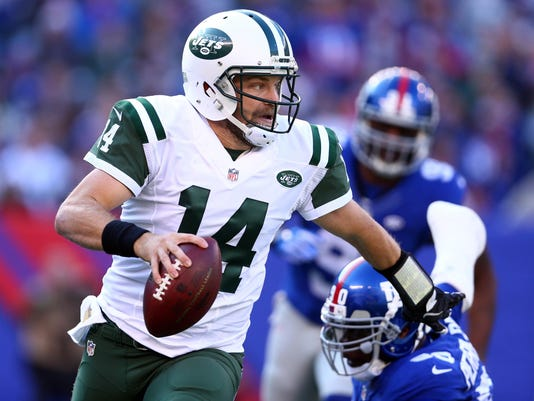 NFL: New York Jets at New York Giants