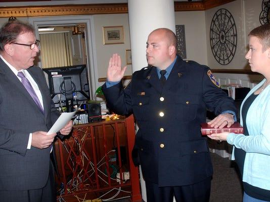 UC Sheriff promotion