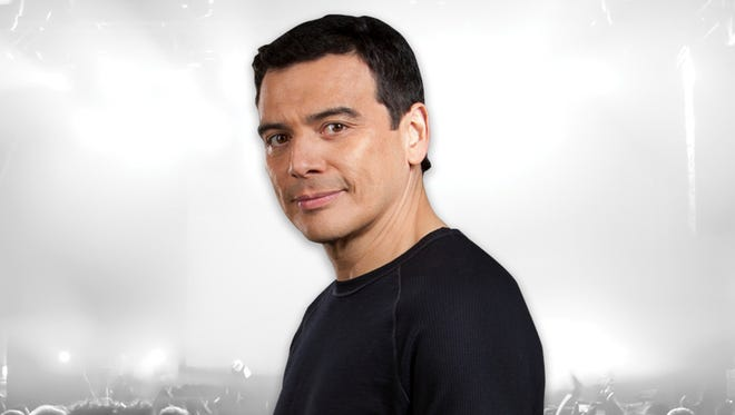 Carlos Mencia visits Las Cruces, as part of The Latin Comedy Jam, on Thursday at the Las Cruces Convention Center.