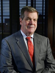 Karl Dean was mayor of Nashville from 2007 to 2015. He is running for Tennessee governor.